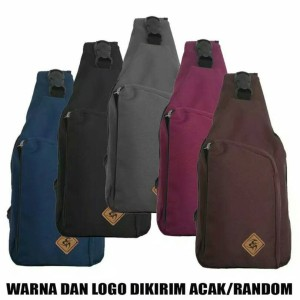 Jual [BUNDLE OREGON] BOUGGER EMBOSS LAPTOP BACKPACK + FREE 1 SHOULDER BAG - DKI Jakarta - The Gino Store | Tokopedia
