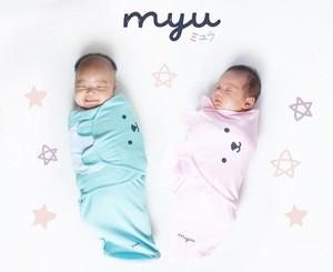 Jual Cute Baby Wrap Bedong Bayi Lucu Kain Bedong Instant