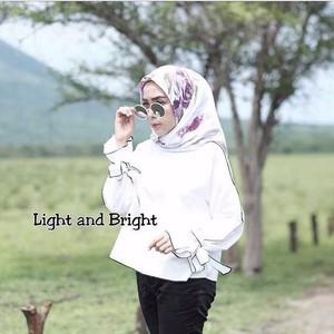 Baju Blus Light and Bright/ Kualitas Terjamin/ Harga Reseller