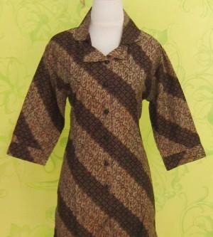 Blouse Batik BELLINDA PARANG PLUS
