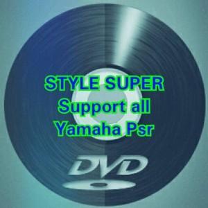 Style Yamaha Super