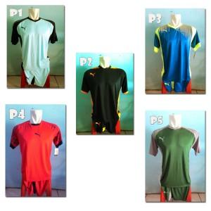 Baju Futsal Puma Keren Bahan Dryfit