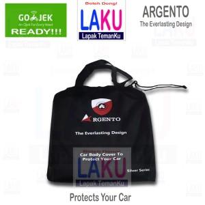 Suzuki Karimun KOTAK Cover Body / Selimut Mobil ARGENTO Silver Series