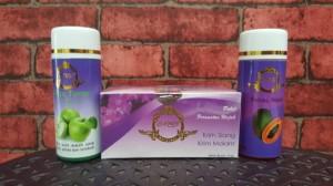 Cream CA paket komplit   cream ca original complete
