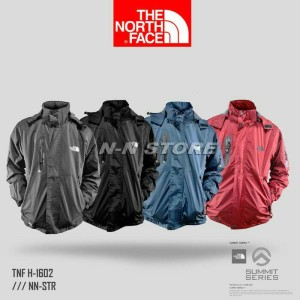 JAKET GUNUNG OUTDOOR THE NORTH FACE WATERPROOF #EIGER #REI #CONSINA