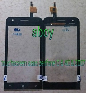 touchscreen asus zenfone C / 4C / Z007 ORI