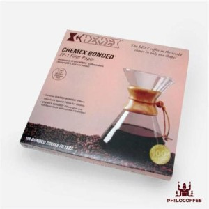 Chemex Unfolded Filter Circle