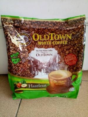 Old Town White Coffee 3 in 1 Hazelnut