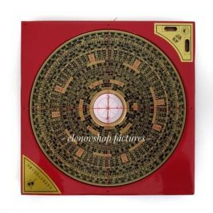 Luo Pan / Luo Jing / Kompas Luopan Fengshui San Yuan 20cm FS071733