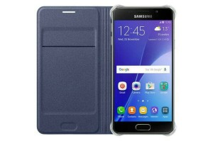 Flip Wallet Samsung Galaxy A3 2017-A320 Leather Cover