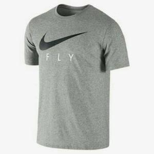 Tshirt Nike Fly/ Kaos Oblong Nike Fly/ Kaos Sablon Murah