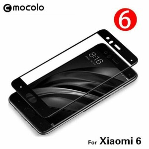 Tempered Glass Full Layar Melengkung Xiaomi Mi6,Redmi4X,Redmi Note4X