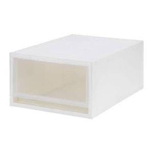 Ikea SOPPROT uk 34x46x20 unit penyimpanan tarik pth transparan