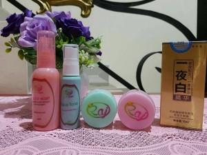 Raj skincare + serum korea