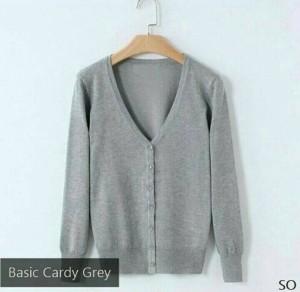 Basic Cardy Grey