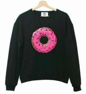 Sweater Donut