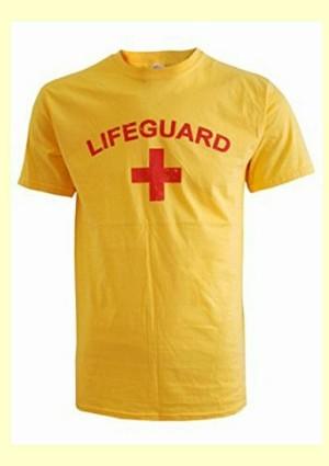 Tshirt Lifeguard/ Kaos Oblong Lifeguard/ Kaos Sablon Murah