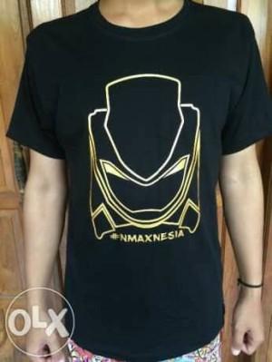 Tshirt N Maxnesia/ Kaos Oblong N Maxnesia/ Kaos Sablon Murah
