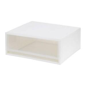 Ikea SOPPROT uk 51x46x20cm unit penyimpanan tarik wrn pth transparan