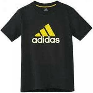 Tshirt Adidas Yellow/ Kaos Oblong Adidas Yellow/ Kaos Sablon Murah