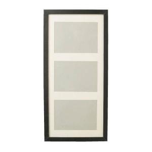 Ikea RIBBA Bingkai photo wrn hitam uk 50x23cm