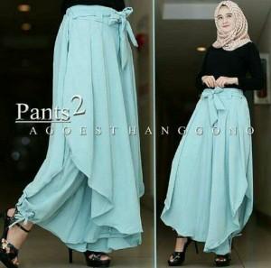 Celana muslim agoest pants tosca