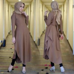 Baju hijab bella tunik