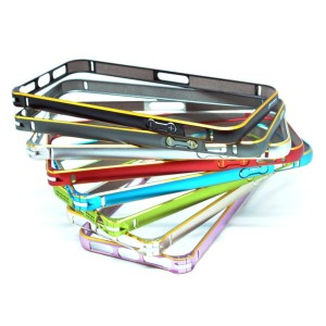 iPhone 5/5s/SE Ultra Thin Aluminium Metal Bumper Case