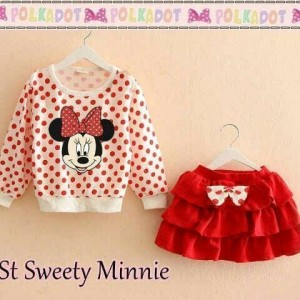 VC st sweety minnie matt 3-4 thun