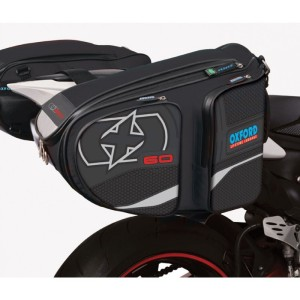 Sidebag Oxford X60 Panniers - Tailbag - Tas Jok Moge For Touring