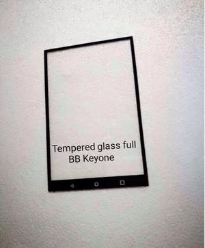 Tempered glass fullscreen BB Keyone