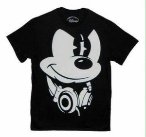 Tshirt Mickey/ Kaos Oblong Mickey/ Kaos Sablon Murah