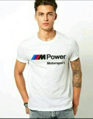 Tshirt M Power/ Kaos Oblong M Power/ Kaos Sablon Murah