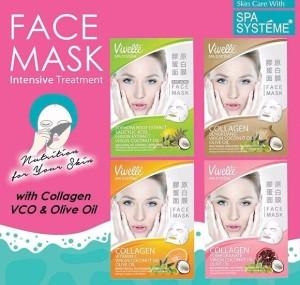 Vivelle Face Mask
