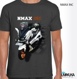 Kaos 3D Umakuka Original - Nmax INC