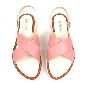 MODEL BARU !!! Sandal Flat Wanita Platform Slingback JP03 Salem