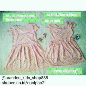 dress pink shiny old navy original branded authentic kids