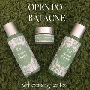 RAJ Skincare Paket Jerawat Acne