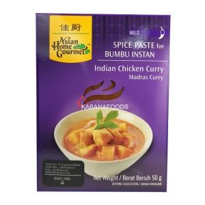 Bumbu Instan AHG Kari Ayam Asian Home Gourmet Indian Chicken Curry