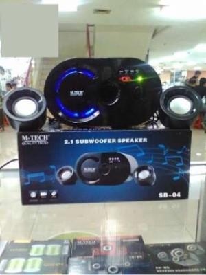 Speaker Aktif M-TECH SB-04 Mega Bass