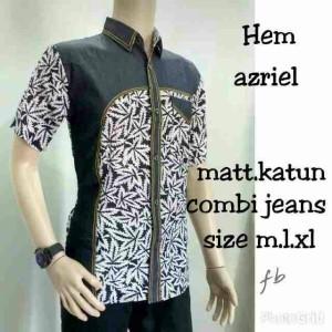 Baju Terbaru /Kemeja Batik /Batik Pria