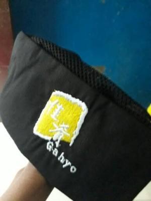 Topi koki Gahyo