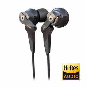 [PROMO]  Radius HP-NHR21 High-MFD System In-Ear Headphones  - TTK082