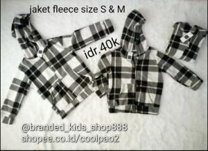 jaket anak korea boys korean jacket fleece