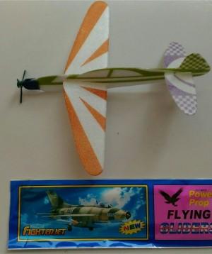 Pesawat Bongkar Pasang Gabus Busa Tradisional Mainan Anak Edukasi