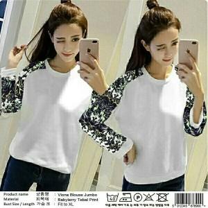 HV 142900 blouse viona lengan flow garci