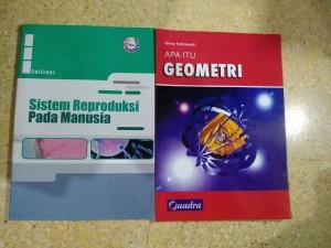 Buku Pengetahuan 2 judul