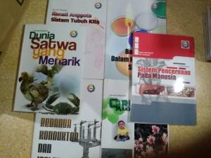 Buku Pengetahuan 6 judul