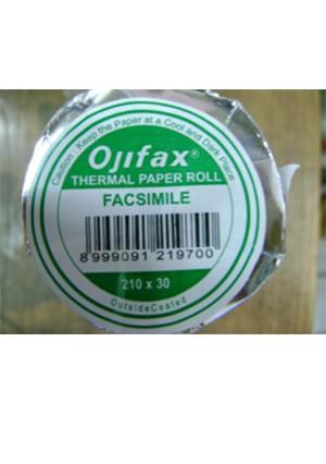 Kertas FAX 210x30 Ojifax