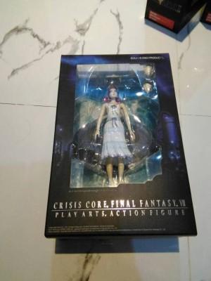 FF VII Crisis Core Aerith Gainsborough Jap Ver